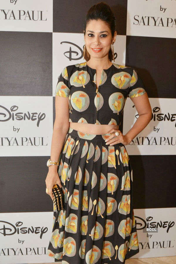 'Disney Mono Pop' collection launch