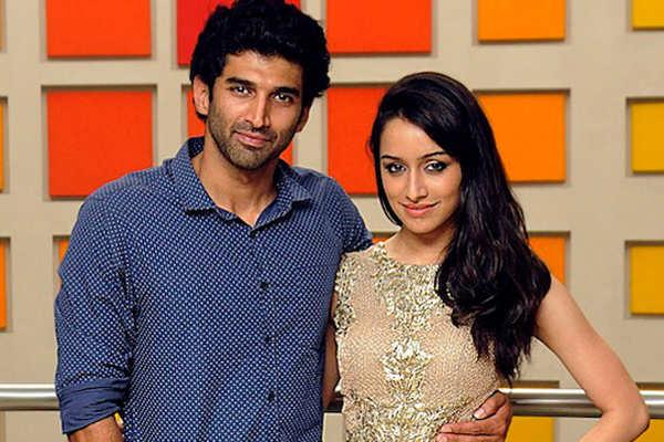 Aditya kapur and shraddha kapoor dating