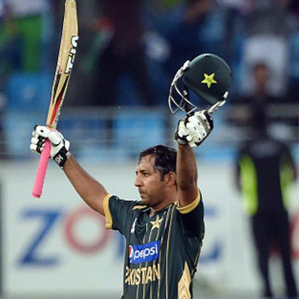 Sarfraz stars in Pakistan's Twenty20 win over New Zealand