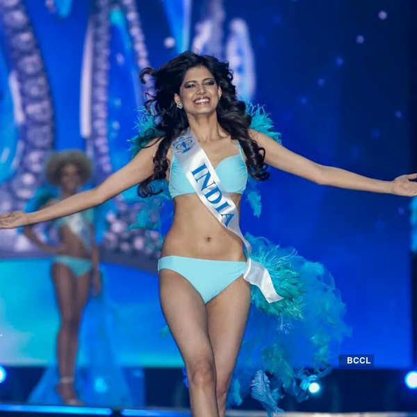 Asha Bhat Miss Supranational 2014