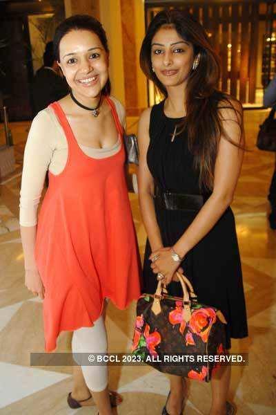 Canali & Ashish Soni's bash