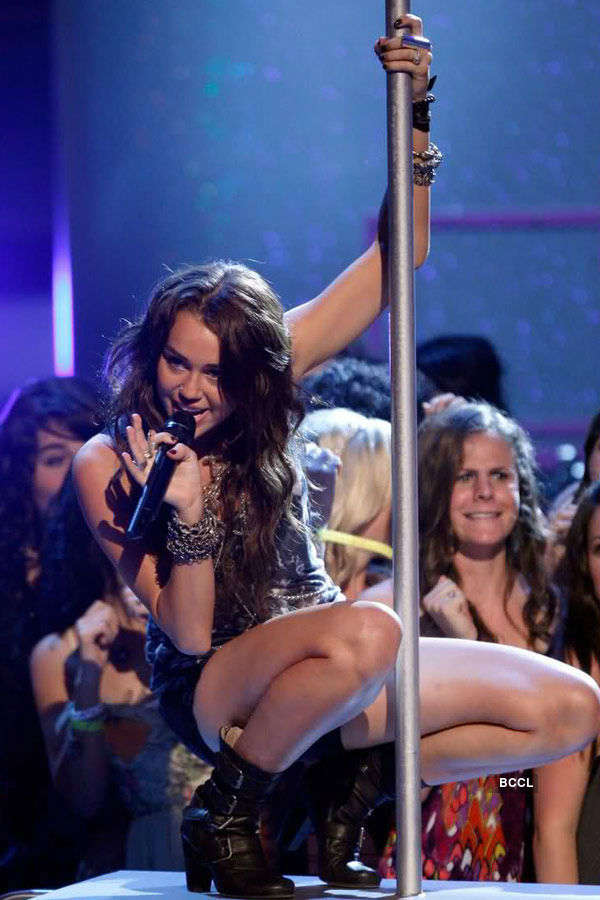 Raunchiest pole dancing actresses
