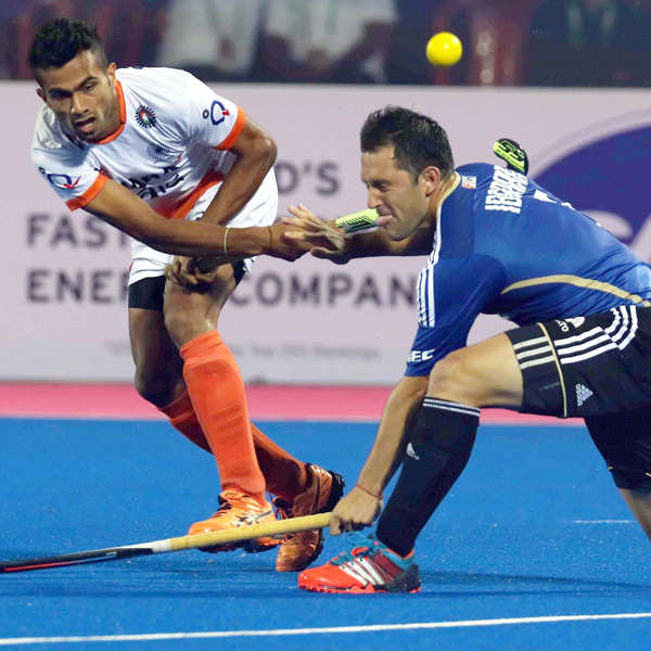 Champions Trophy: India slump to second loss