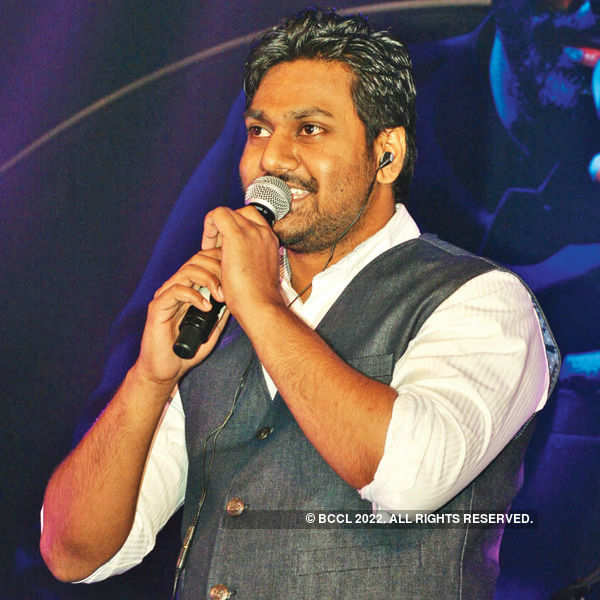 Mithoon performs in the city