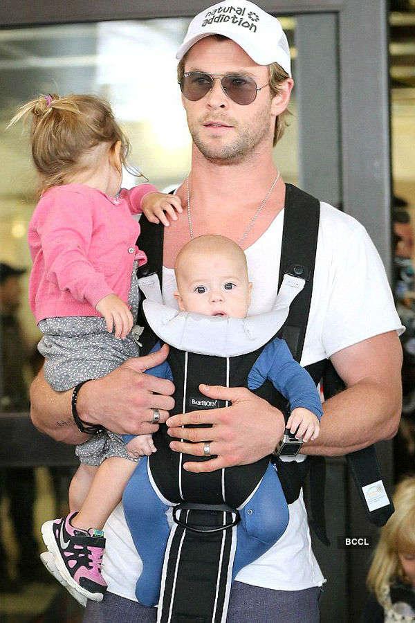 Celebrity babies born in 2014