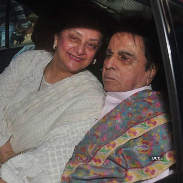 All well for Dilip Kumar