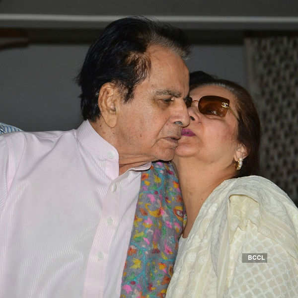 All well for Dilip Kumar