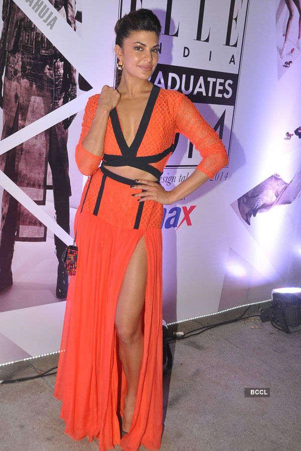 Jacqueline @ fashion event