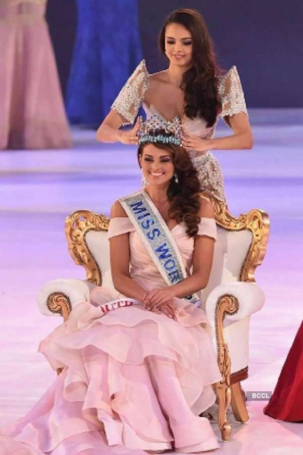 Miss World 2014 Crowning Moments - BeautyPageants