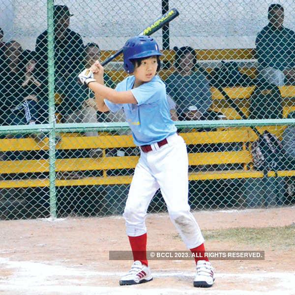 Grand Slam Baseball New Delhi Little League