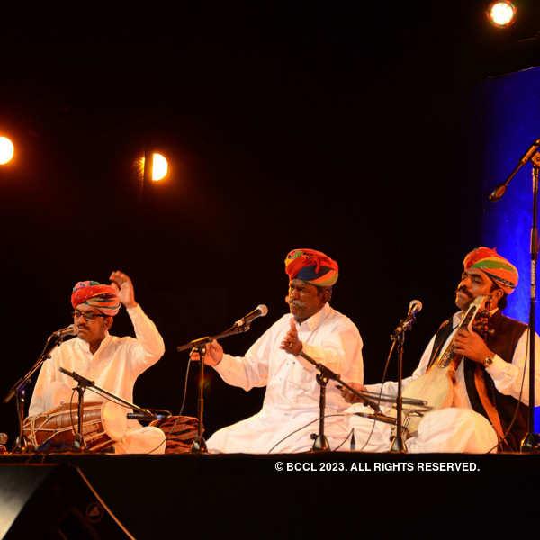 Mystical music @ Taramati Baradari