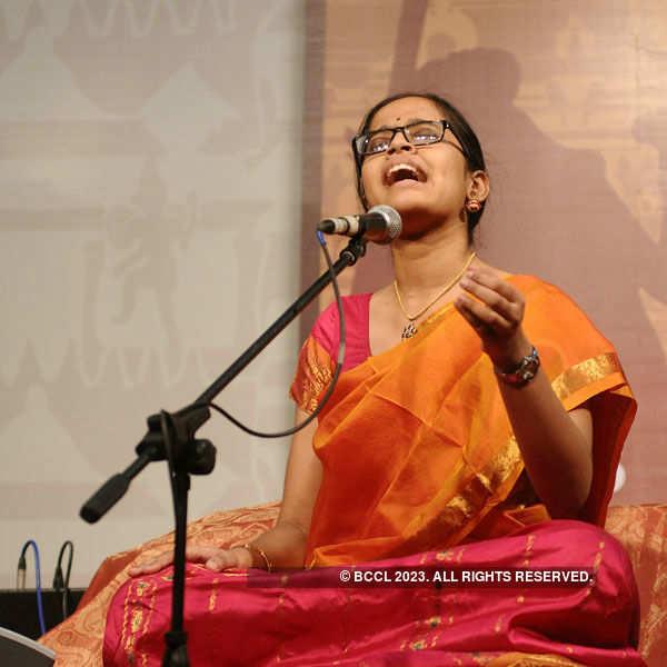 Times Thyagaraja Awards '14