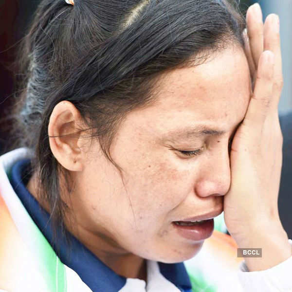 AIBA bans boxer Sarita Devi for one year