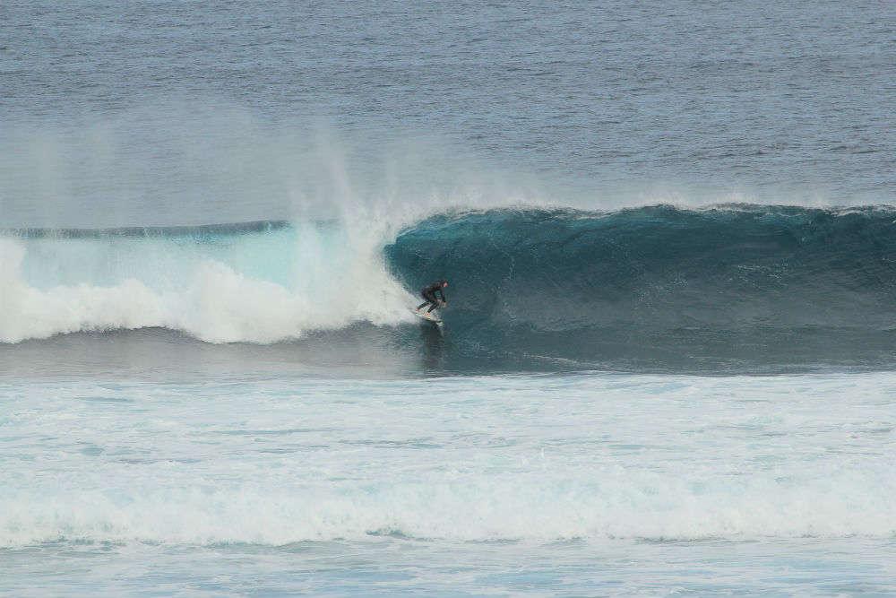 Margaret River's surf