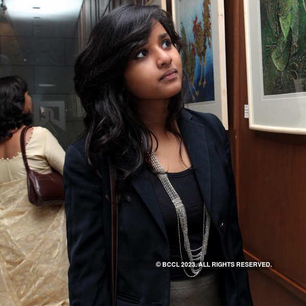 Painting exhibition @ ITC Sonar