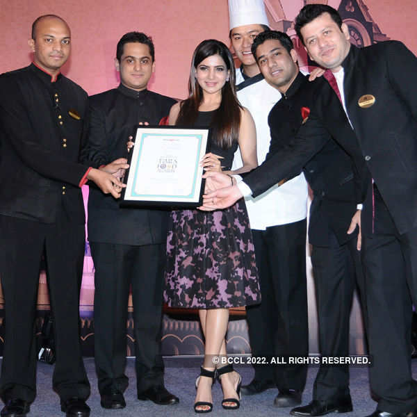 Times Food Guide Awards '15 - Chennai: Winners