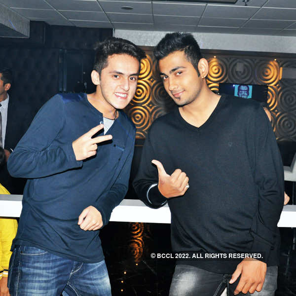 DJ party in Indore