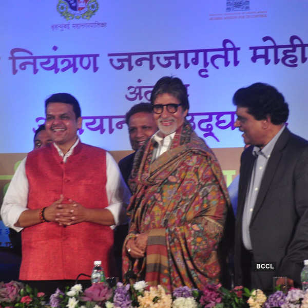 Big B launches TB awareness campaign
