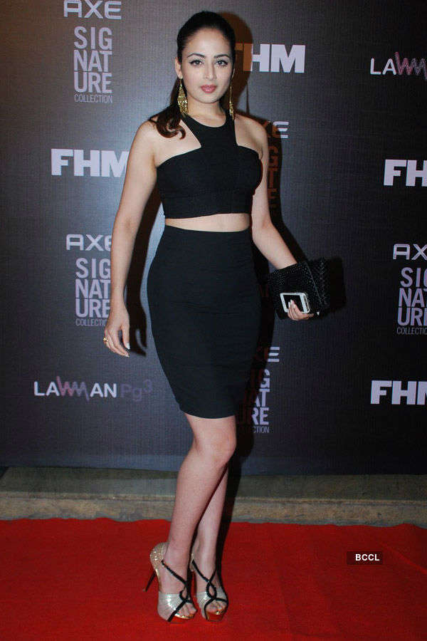 FHM Bachelor of the year '14