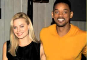 Will Smith and Margot Robbie sizzle in 'Focus' trailer