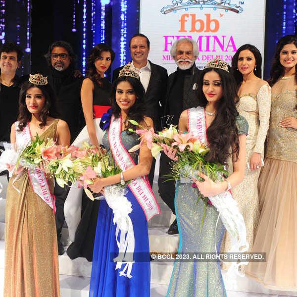 fbb Femina Miss India 2015: Delhi finale
