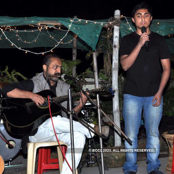 Rooftop Concert in Kolkata