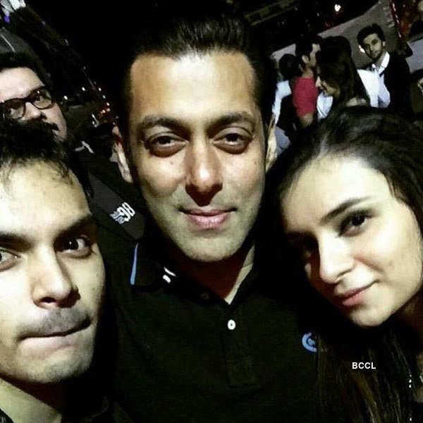 Salman Khan's 49th Birthday party