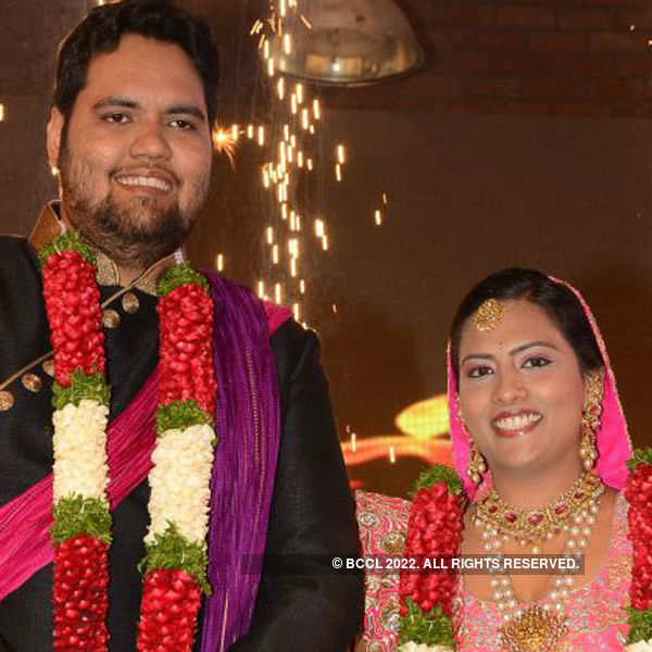 Shabad and Deeptha's engagement