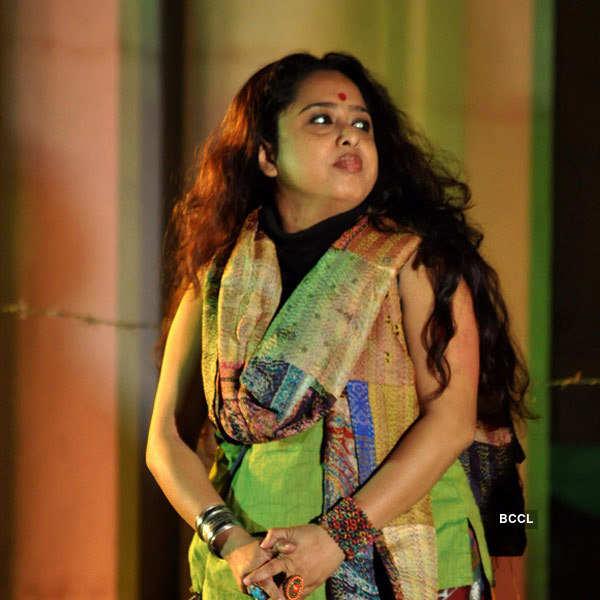 Cultural event at Jorasanko Thakurbari