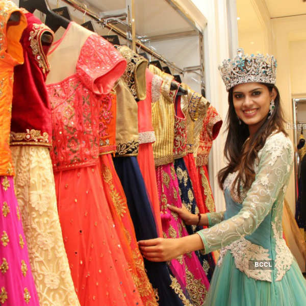 Asha Bhat launches Bridal Collection