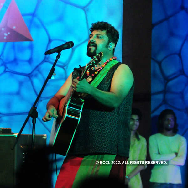Raghu's rocking event