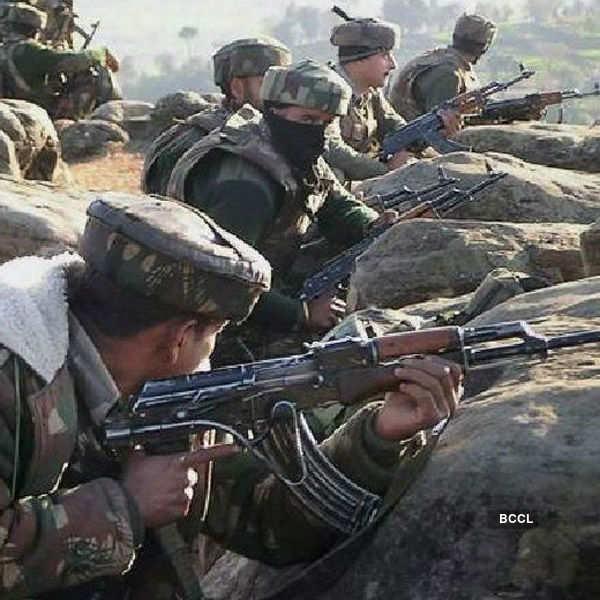 One BSF jawan killed in Pak firing