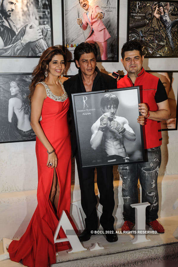 Celebs at Dabboo Ratnani's calendar launch