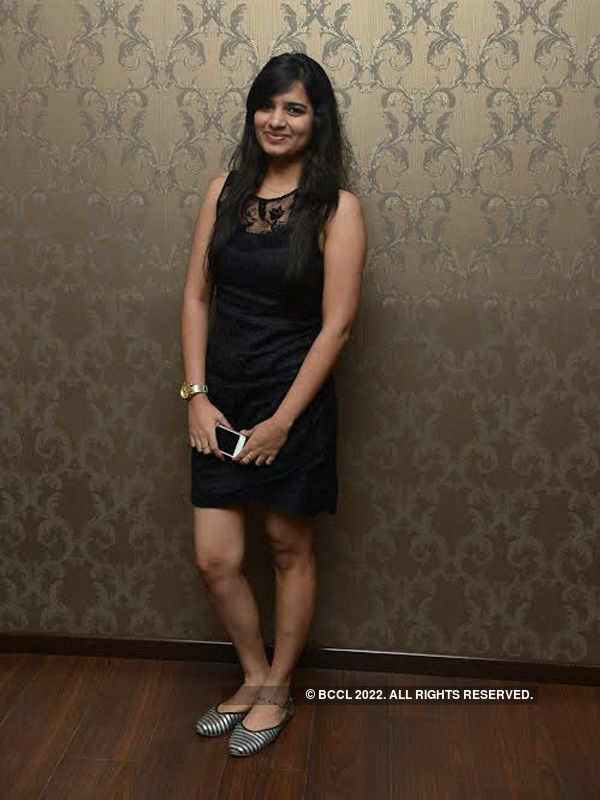 Launching party of Essensuals salon