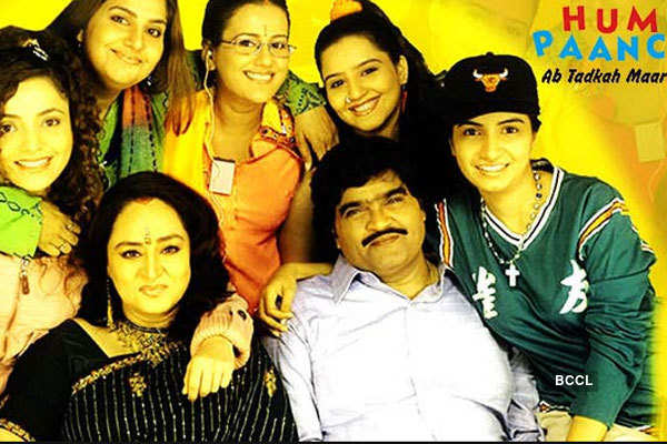 Hum paanch serial