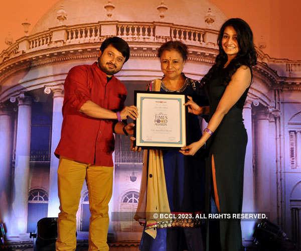 Times Food Guide Awards '15 - Kolkata: Winners