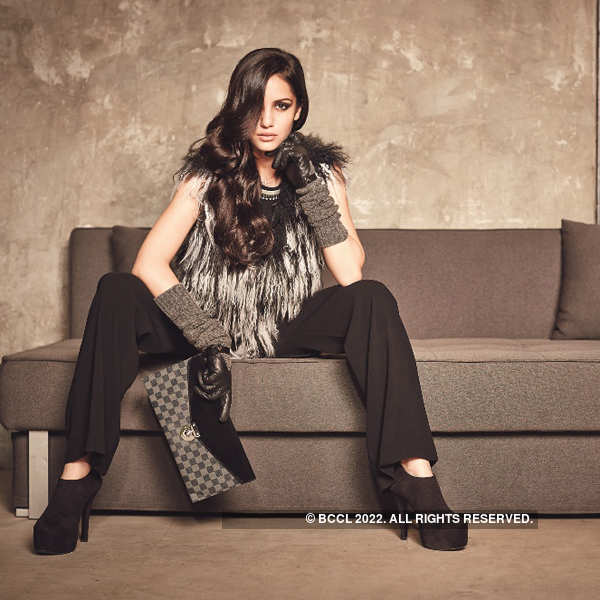 Miss India 2014 Koyal Rana's fabulous Femina photoshoot