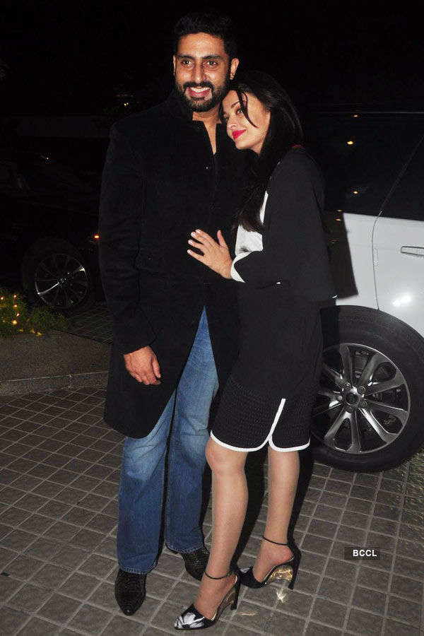 Farah Khan's b'day party