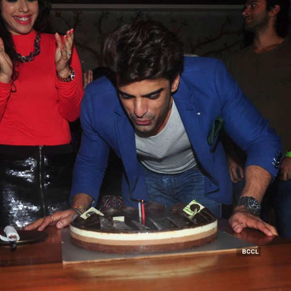 Mohit Malik's birthday party