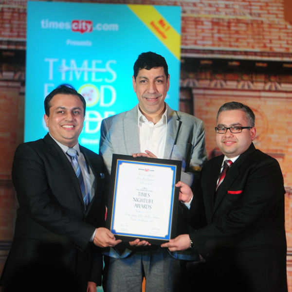 Times Nightlife Awards '15 - Winners : Delhi