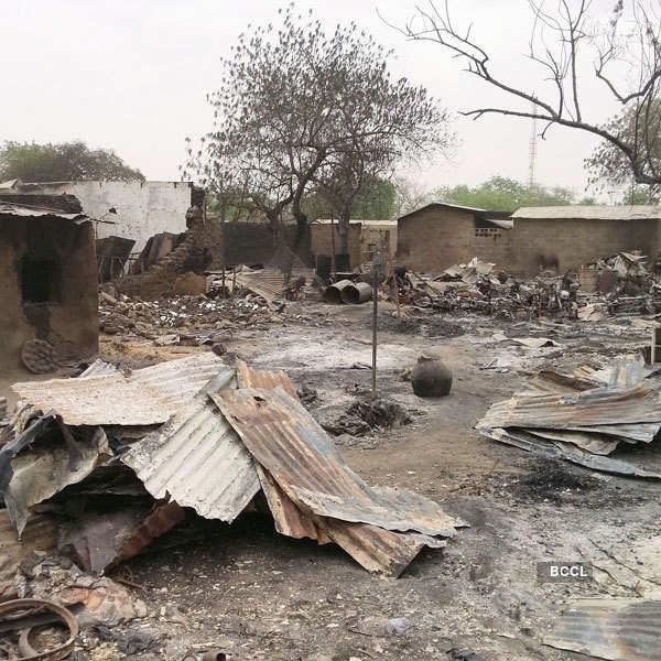 150 killed in Boko Haram clashes in Baga: Nigeria