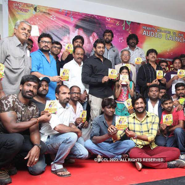 Rudratandava's music launched in Bengaluru