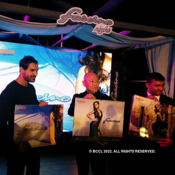 Yamaha Fascino calendar launch