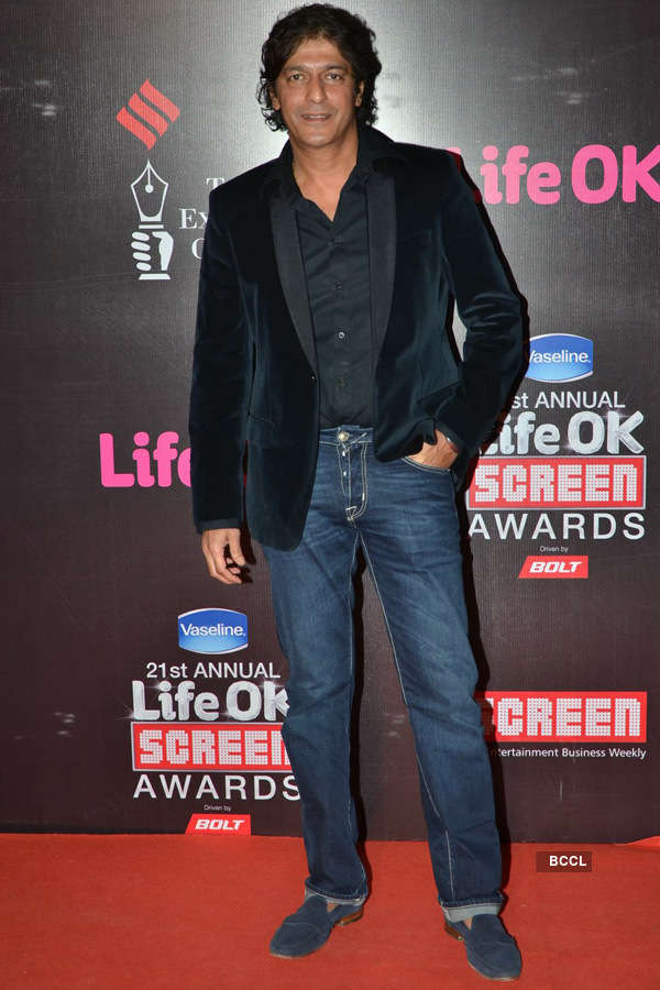 21st Annual Screen Awards '15