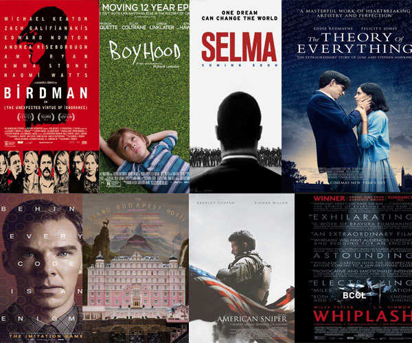 87th Academy Awards: Nominations