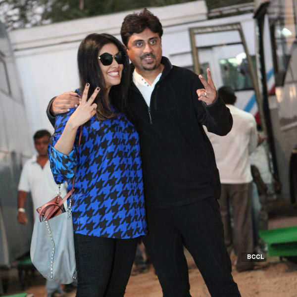 All Is Well: On the sets