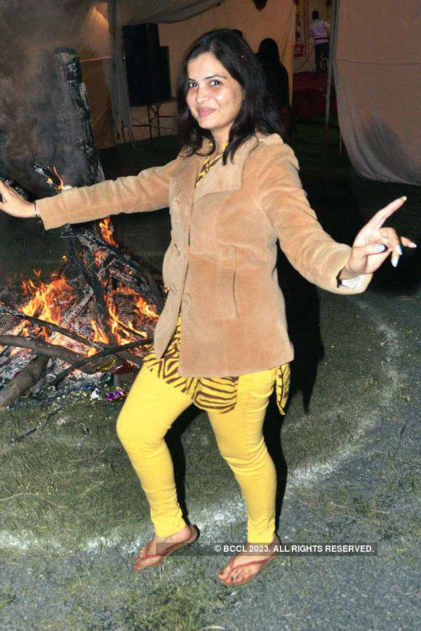 Punjabi beats do the magic