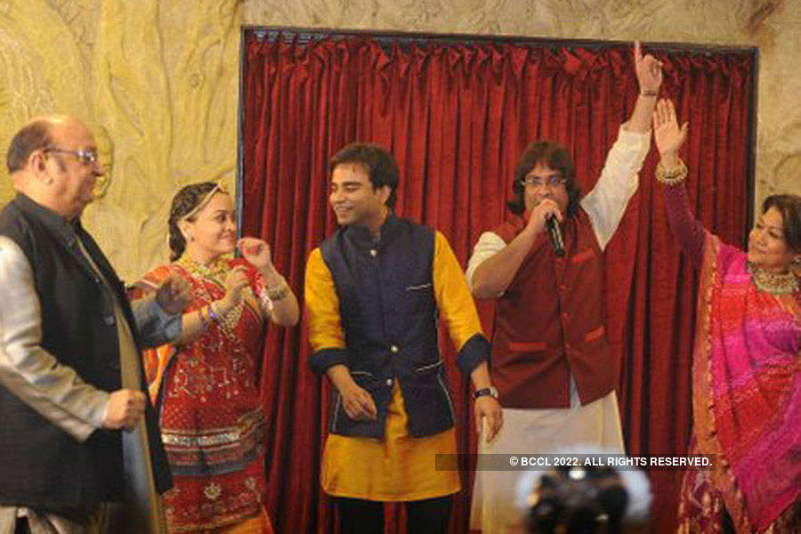 Sangeet ceremony