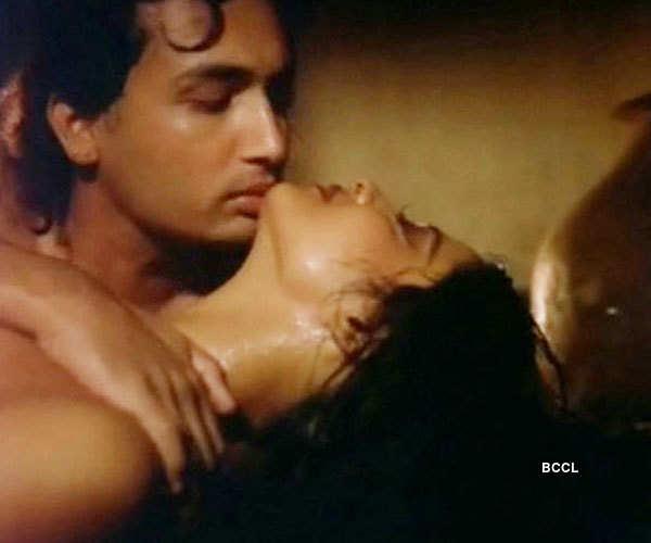 Erotic movies in B'wood