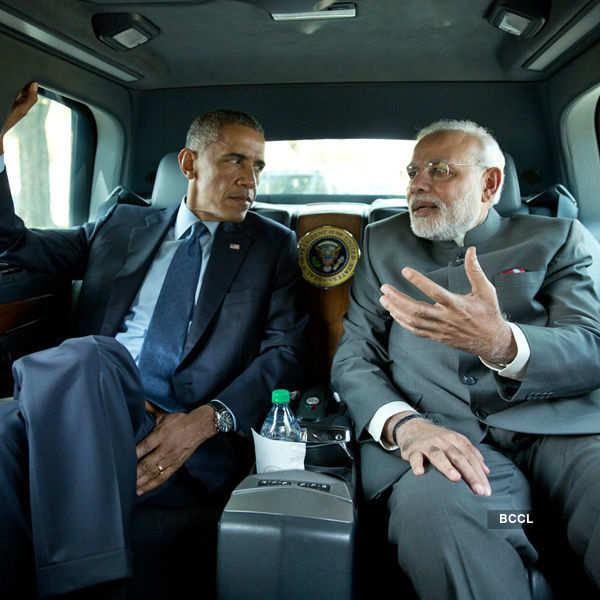 From Raj Ghat to Taj Mahal: Obama's Delhi dairy